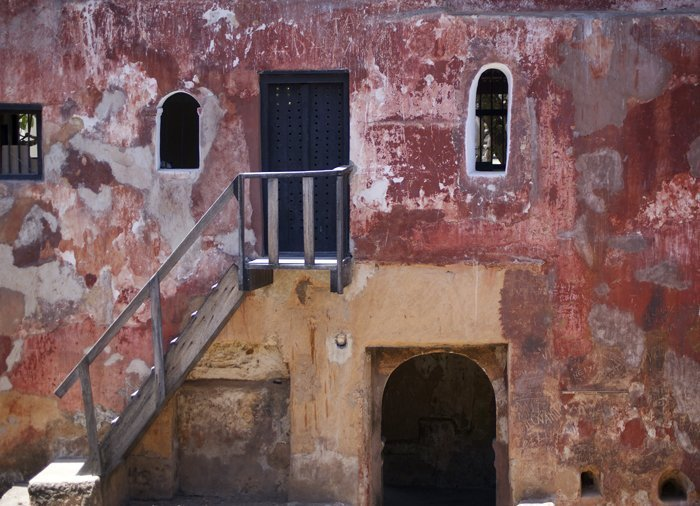 Old house in Mombasa