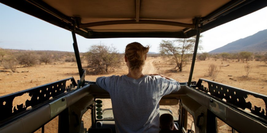 Game drive in Samburu