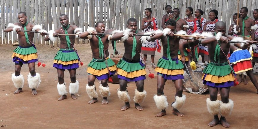 Swazi people in South Africa