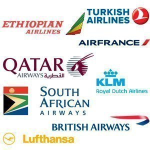All our tours include flights